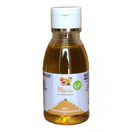 BIO sárgabarackmag olaj- 500 ml