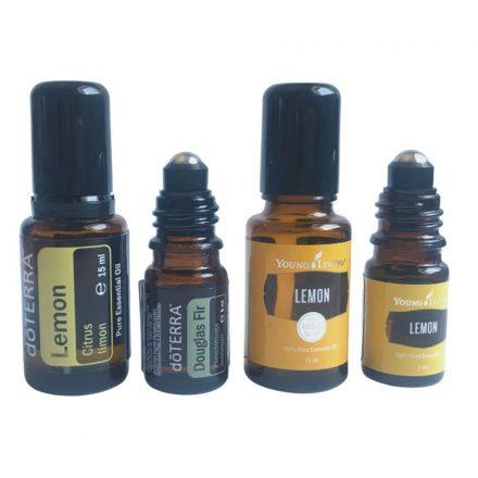 Roll-on golyó kupakkal (5 ml és 15 ml-es üvegekhez)