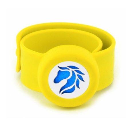 Aroma karkötő gyerekeknek (Ló) sárga
