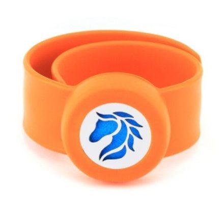 Aroma karkötő gyerekeknek (Ló) narancs